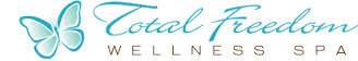 total freedom wellness spa logo