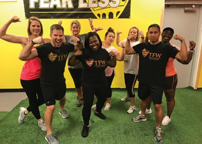 Mission Fitness and Performance