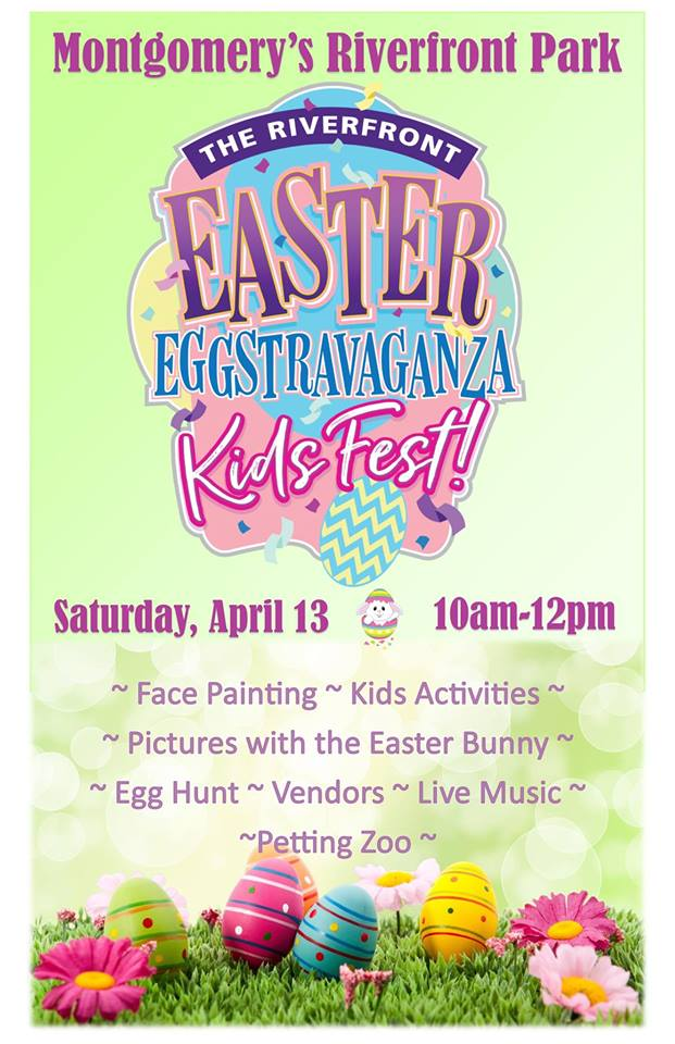 Easter Eggstravaganza Kids Fest Know The Community