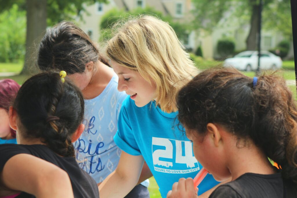 Volunteering is a great way for you to give back to the River Region.